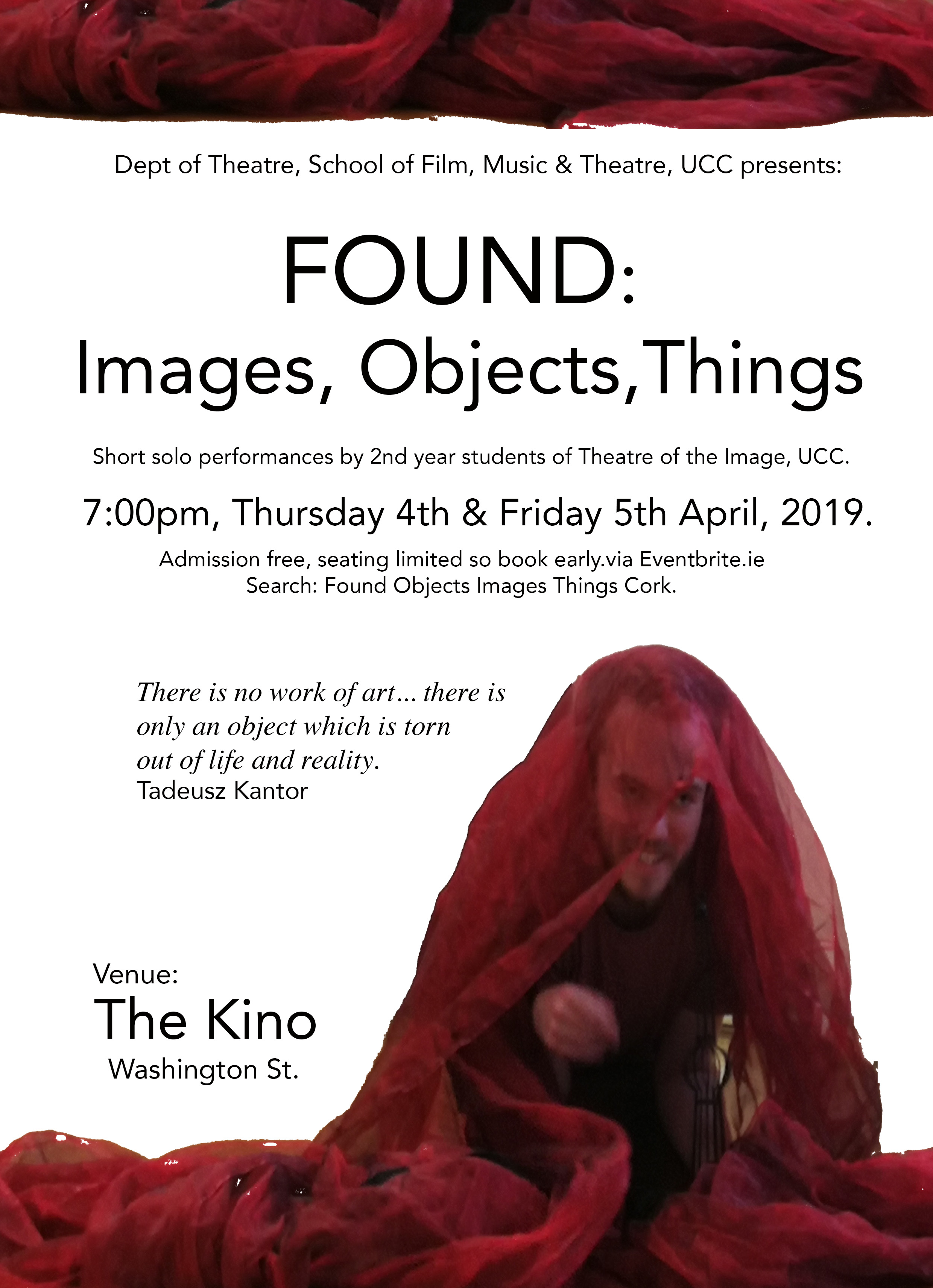 FOUND: Images, Objects, Things